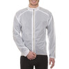 Protective Raincover Jacket Men white